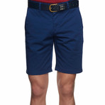 Hagen Short // Aviator Blue (38)