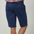 Jax Short // Navy Blue (48)