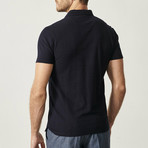Classic Polo // Navy Blue (L)