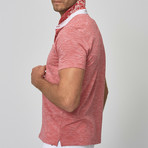 Curtis Polo // Pink (S)