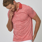 Curtis Polo // Pink (M)