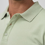 Yosemite Polo // Mint (M)