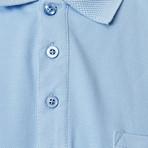 Glacier Polo // Light Blue (S)