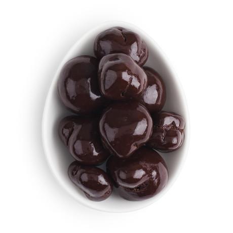 Dark Chocolate + Sea Salt Caramel Popcorn