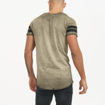 Devin T-Shirt // Light Olive (S)