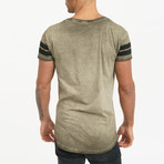 Devin T-Shirt // Light Olive (M)