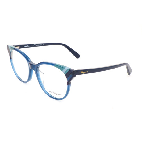 Women's Tianna Optical Frames // Opaline Blue