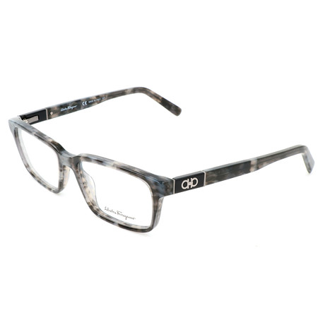 Men's Theodore Optical Frames // Marble Gray