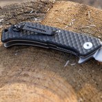 "Camillus Barber™ // 7"" Folding Knife // GFN Handle // Titanium Bonded 440"
