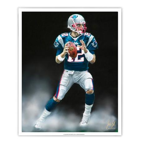 """Tom Brady """"GOAT"""""""