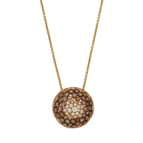 Stefan Hafner 18k Pink Gold Necklace