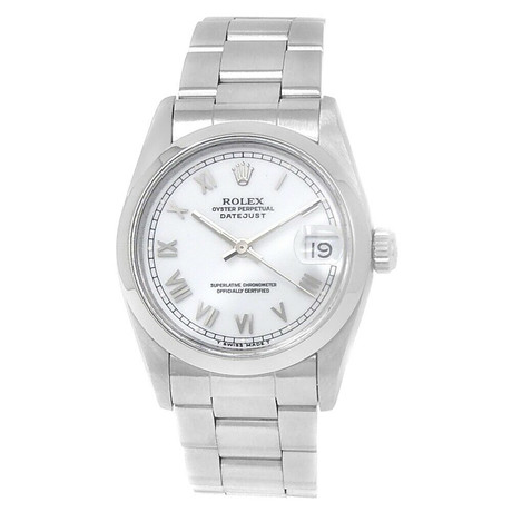 Rolex Ladies Datejust Automatic // 68240 // W Serial // Pre-Owned
