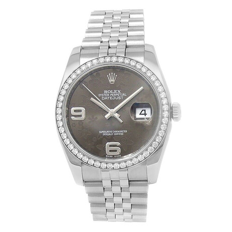 Rolex Ladies Datejust Automatic // 116244 // G Serial // Pre-Owned