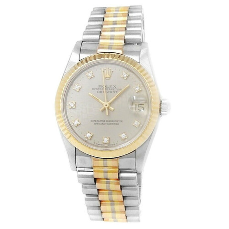 Rolex Ladies Datejust Automatic // 68279 // 9 Million Serial // Pre-Owned
