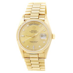 Rolex Day-Date Automatic // 18038 // 9 Million Serial // Pre-Owned