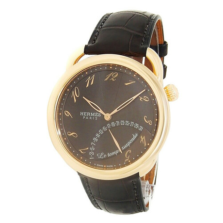 Hermes Arceau Le Temps Suspendu Automatic // AR8.97A // Pre-Owned