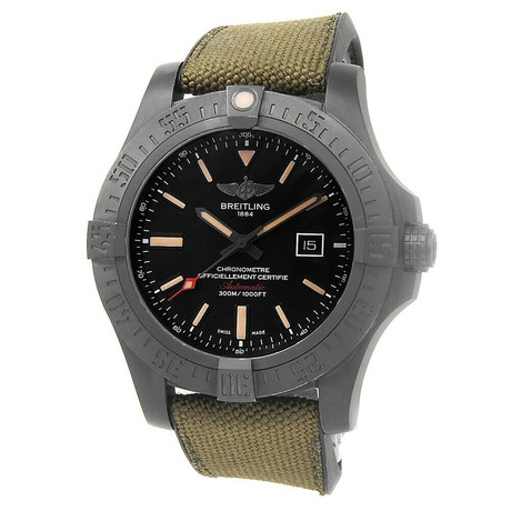 Breitling Avenger Blackbird Automatic // V17310 // Pre-Owned