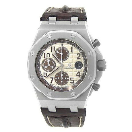 Audemars Piguet Royal Oak Offshore Chronograph Automatic // 26470ST.OO.A801CR.01 // Pre-Owned