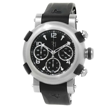 Romain Jerome Arraw Marine Chronograph Automatic // 1M42C.TTTR.1517.RB // Pre-Owned