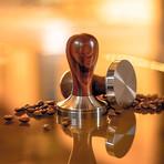 Clutch Premium Espresso Tamper // Cherry (Small)