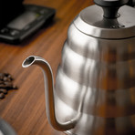 Pour Gooseneck Kettle With Built-In Thermometer