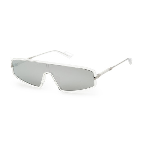 Men's Mercures 0900-990Z Sunglasses // Crystal + Gray Silver