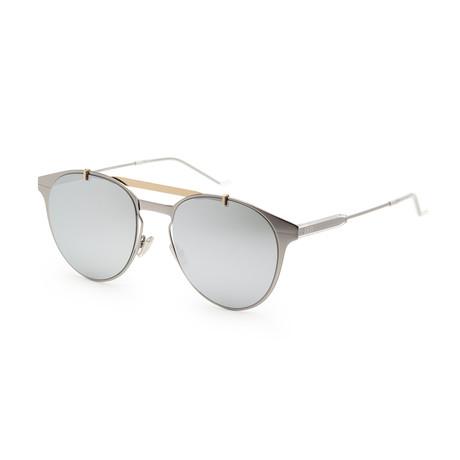Men's Motion 1S-06LB-530J Sunglasses // Ruthenium + Gray Silver