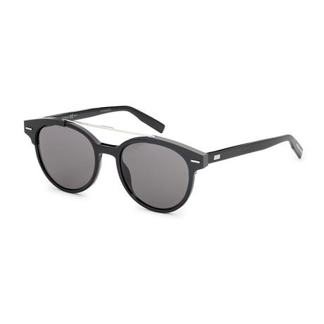 Men's Homme Black Tie 220S-0T64-Y1 Sunglasses // Black + Gray