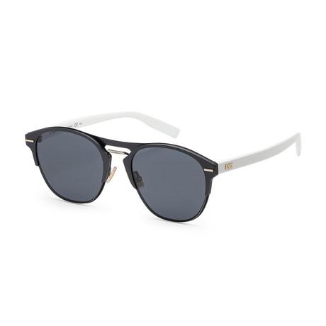 Men's Chrono S-0ZE3-650D Sunglasses // Blue + White