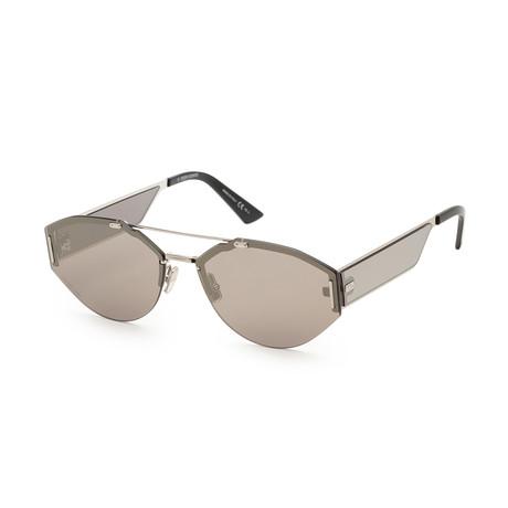 Men's 0233S-0010-62VC Sunglasses // Palladium + Gray Silver