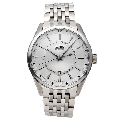 Oris Artix Moon Date Automatic // 761 7691 4051MB // Pre-Owned