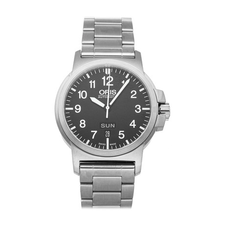 Oris BC3 Advanced Automatic // 01 735 7641 4164-07 8 22 03 // Pre-Owned