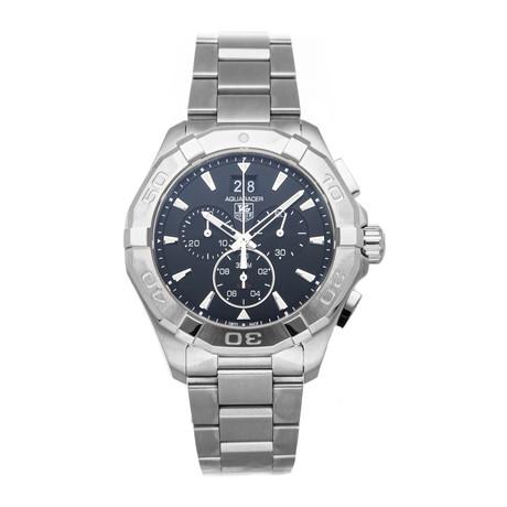 Tag Heuer Aquaracer Chronograph Quartz // CAY1110.BA0927 // Pre-Owned