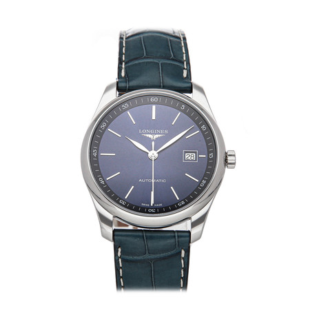 Longines Master Automatic // L2.793.4.92.0 // Pre-Owned