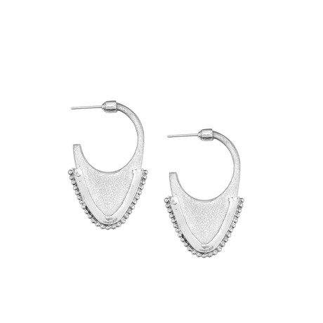 Tribal Dome Earrings