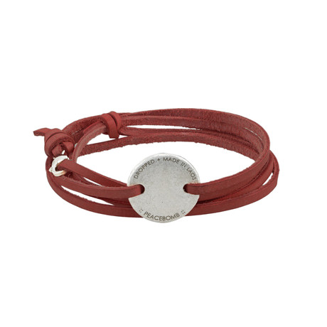Story Coin Wrap // Cordina Red