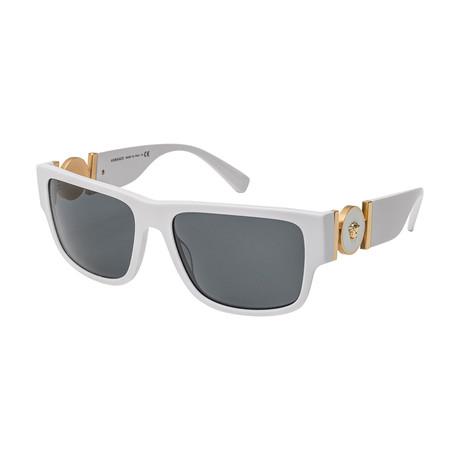 Versace // Men's 0VE4369 Sunglasses // White