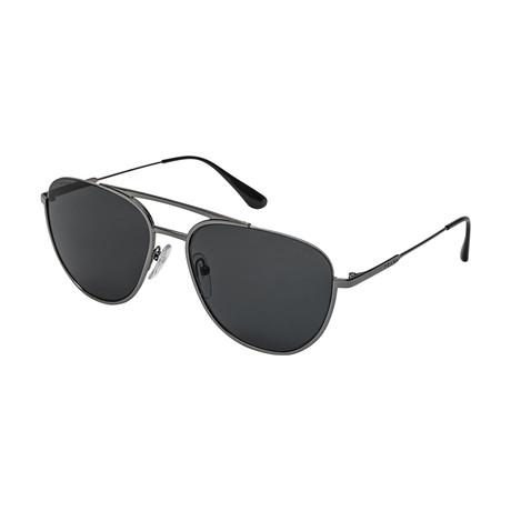 Prada // Men's 50US 5AV5S0 Sunglasses // Gray