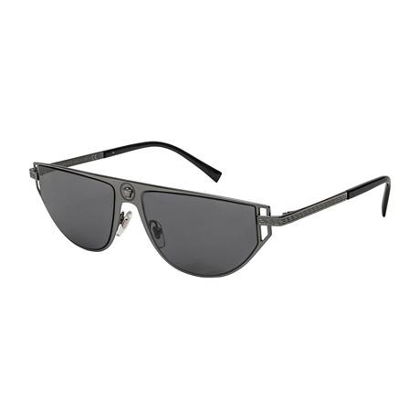 Versace // Men's 0VE2213 Sunglasses // Gunmetal