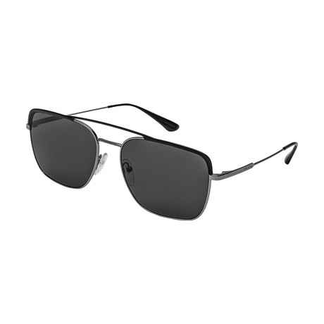 Prada // Men's 53VS M4Y5S0 Sunglasses // Gray