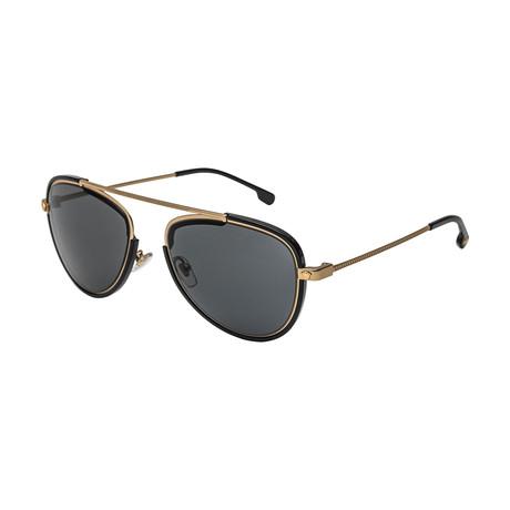 Versace // Men's 0VE2193 Sunglasses // Tribute Gold + Black