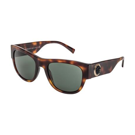 Versace // Men's 0VE4359 Sunglasses // Havana
