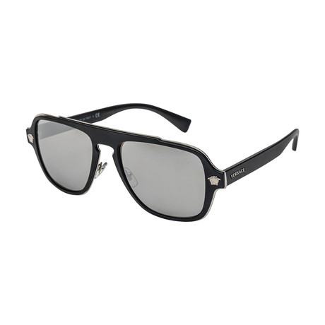 Versace // Men's 0VE2199 Sunglasses // Matte Black