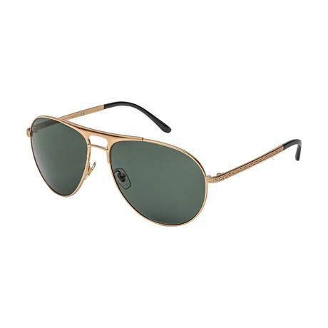 Versace // Men's 0VE2164 Sunglasses // Gold