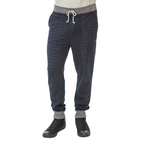 "Soft Wash Knit Pants // Navy // 32"" Inseam (S)"