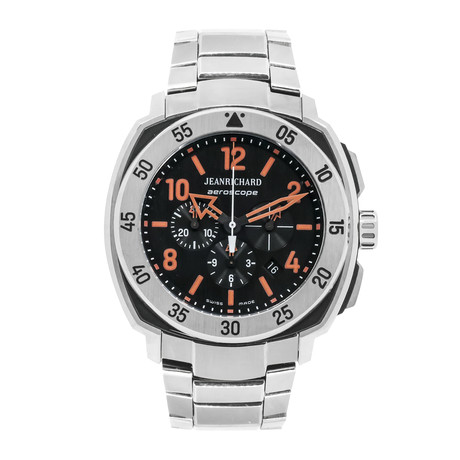 JeanRichard Aeroscope Chronograph Automatic // 60650-21F613-21A // Store Display