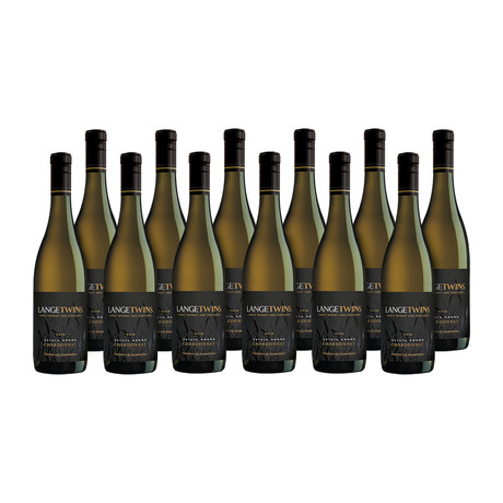 2018 Estate Chardonnay // Set of 12