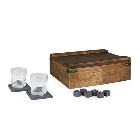 Whiskey Box Gift Set