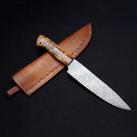Olive Chef Knife