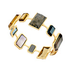 Ippolita Rock Candy Beverly 18k Yellow Gold Gemstone Bracelet // Pre-Owned